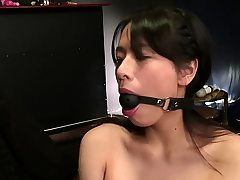 Kinky japanese bdsm fetish fuckfest